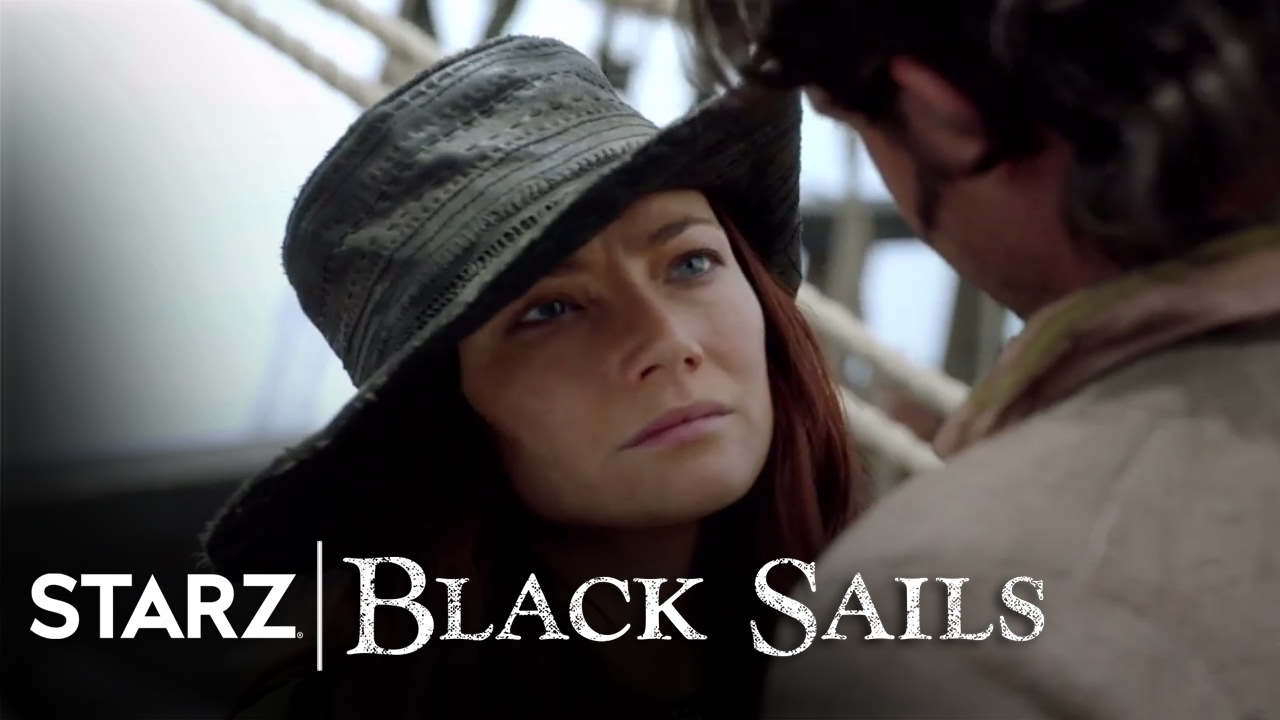 Black Sails Season 4 Official Trailer Starz Youtube