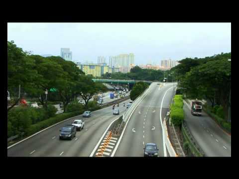 Economics of Land Transport in Singapore - Managing Traffic Congestion in Singapore
