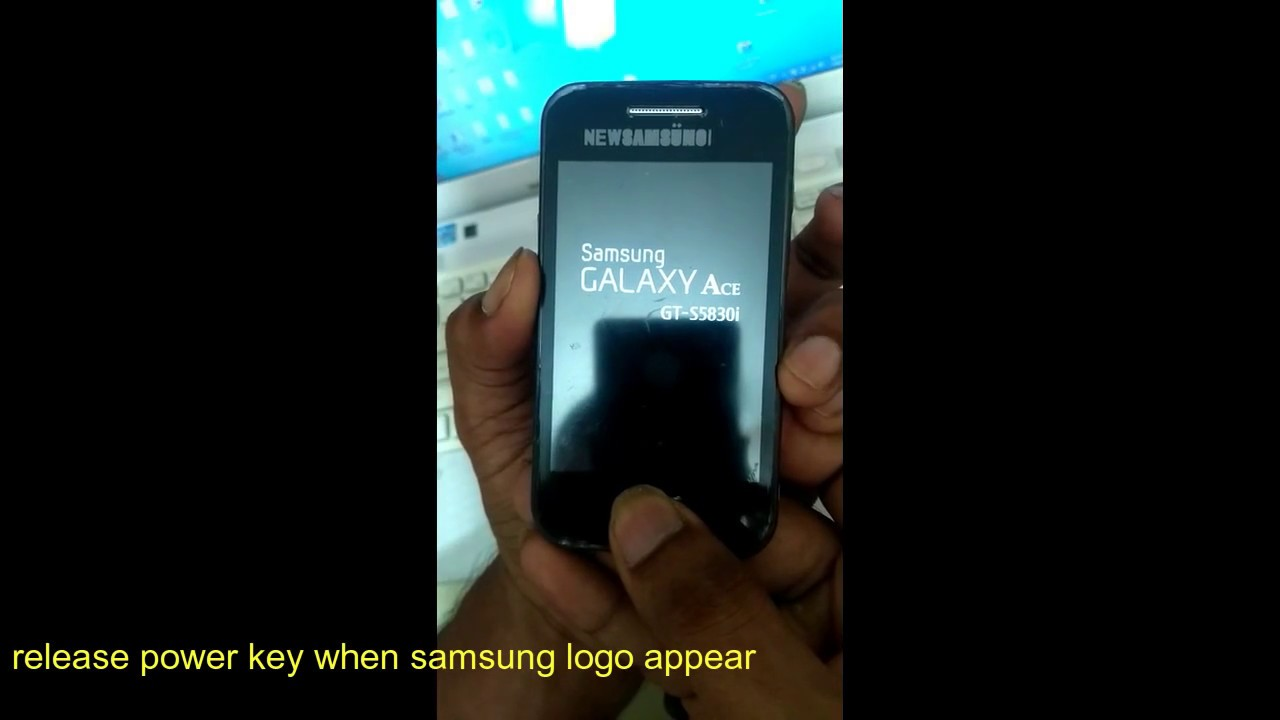 How To Hard Reset Samsung Gt 5830i How to Safety Format
