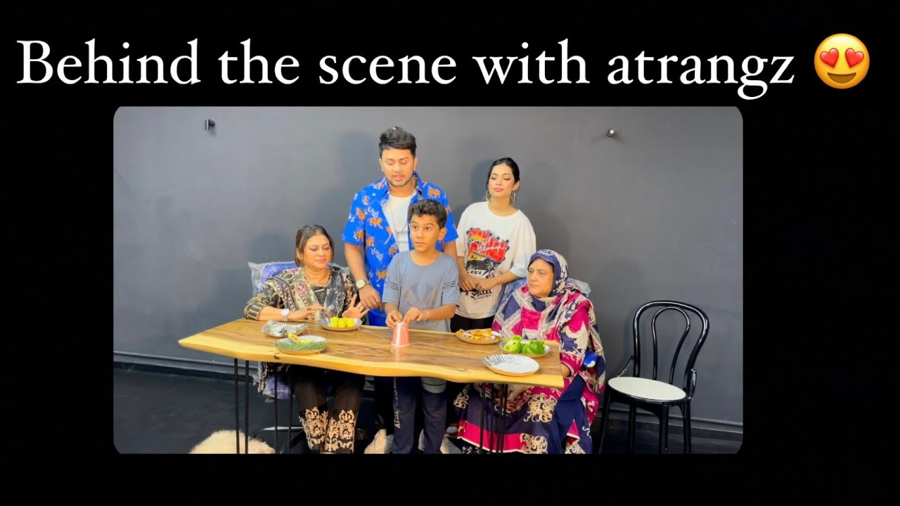 Download Behind the scenes with atrangz