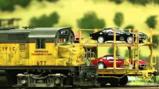 Rail Transport Modelling at Fairhaven in HO Scale