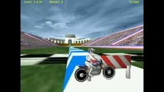 Rossz PC Játékok Sorozat : Evel Knievel (EREDETI)