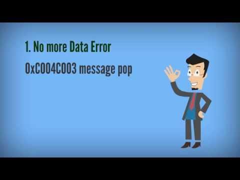How to easily fix Error Code 0xC004C003