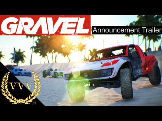 Gravel Announcement Trailer