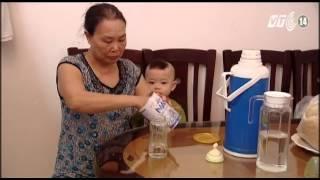 Những sai lầm khi pha sữa công thức cho trẻ