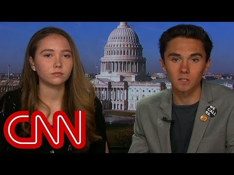 David Hogg to Santorum: CPR won't help if you're shot