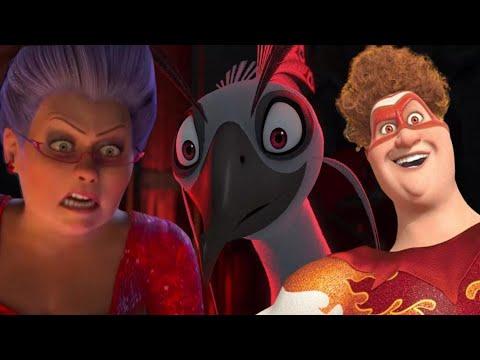Top 10 DreamWorks Villains