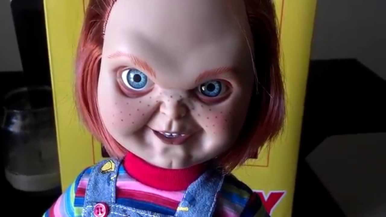 Mezco New Talking Chucky Review Youtube