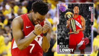 Galaxy Opal Kyle Lowry Can't Miss! | MY FIRST GALAXY OPAL EVER! | Toronto Raptors Championship Cards