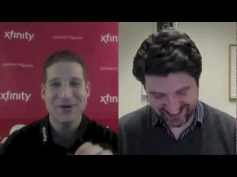 Comcast XFINITY Weekly Chats Austin Video Chat Week 11 Stampede Blue