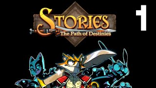 Stories : The Paths of Destiny - Part 1 - Bro Code (Let