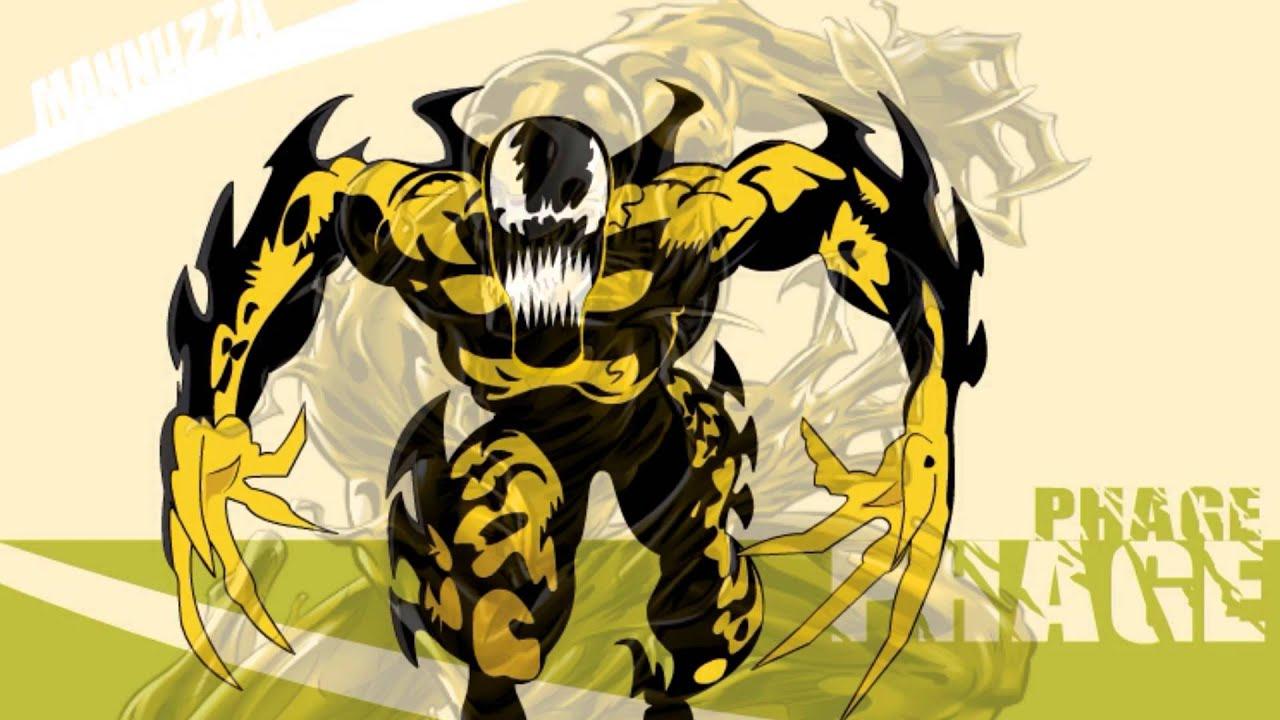 Top 10 Symbiotes - YouTube