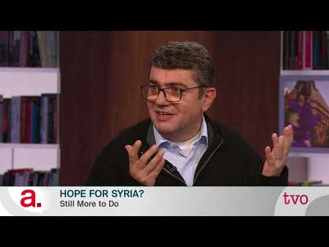 Hope for Syria