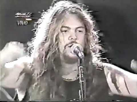 Sepultura Hollywood Rock 1994 + Sao Paulo (hand cam cut)