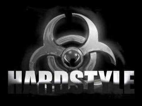Dj Lady Dana - Hardstyle God (Terror Hard Mix