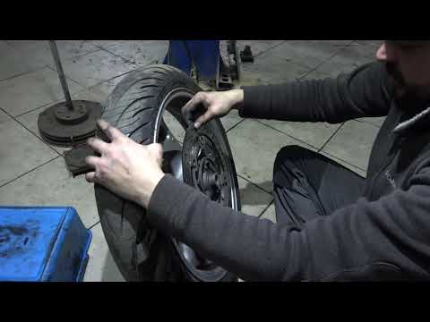 Замена тормозных дисков Хонда| HOW TO CHANGE Brake Discs Of A Honda ST1300