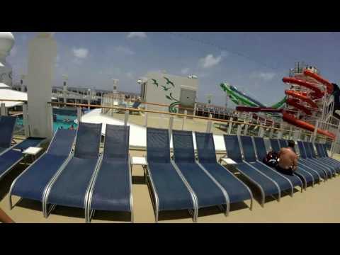 Norwegian Getaway Cruise Virtual Tour