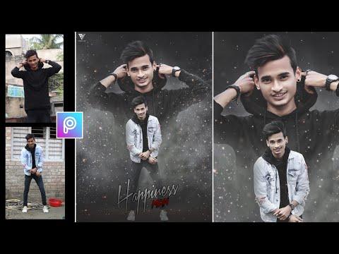 PicsArt Dual Photo Editing🔥| PicsArt Manipulation | PicsArt Background Change | SK EDITZ