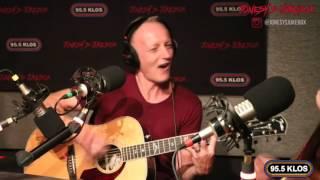 Phil Collen and Steve Jones perform Stay With Me on Jonesy s Jukebox