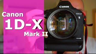 Первый русскоязычный обзор Canon EOS 1D X Mark II(Первый русскоязычный обзор Canon EOS 1D X Mark II , один из лучших фотоаппаратов в мире. Подарок к олимпиаде в Рио..., 2016-08-28T20:24:04.000Z)