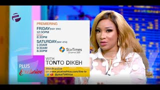 Tonto Dikeh - 'My Ex-Husband Told Me His Daughter Was An Imbecile""