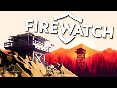 Firewatch | Part 1 | ALMOST TOO BEAUTIFUL