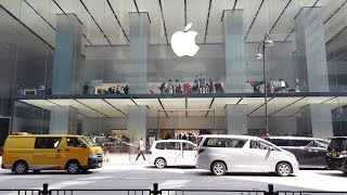 Gambar cover Apple Store Canton Road Hong Kong 🇭🇰
