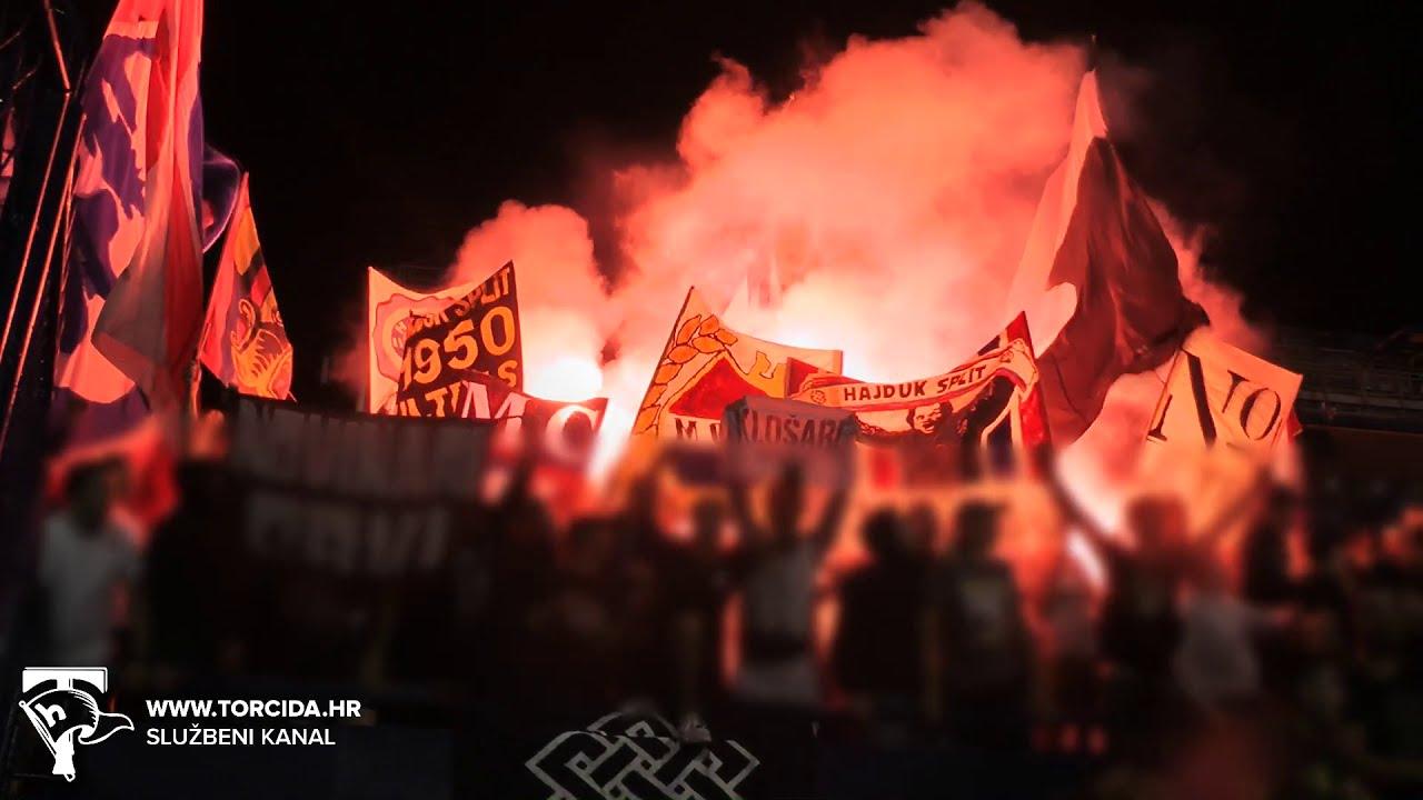 Torcida Split / GNK Dinamo Zagreb - HNK Hajduk Split 2:3 (34. kolo HT Prva Liga)