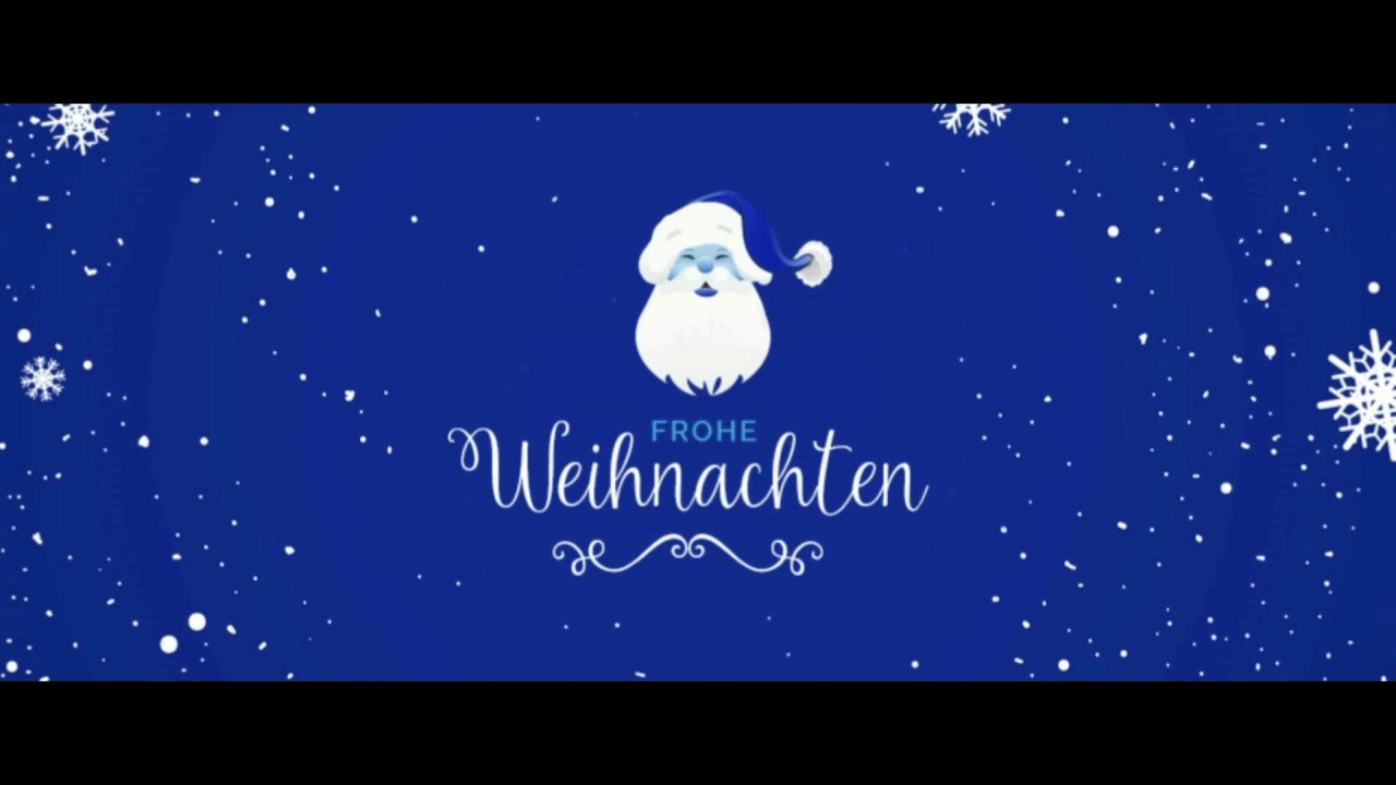 frohe weihnachten 2016 merry christmas youtube. Black Bedroom Furniture Sets. Home Design Ideas