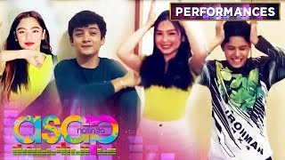 """Download The Gold Squad performs Vice Ganda's newest trending song """"Corona Ba-Bye Na"""" 
