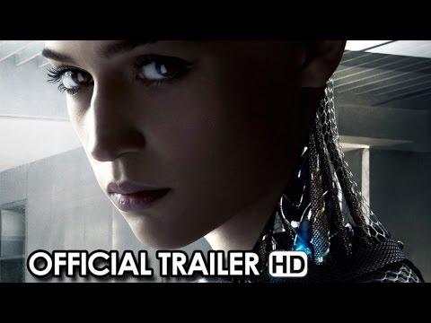 EX MACHINA Official Trailer #1 (2015) - Sci-Fi Thriller HD