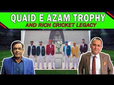 Quaid e Azam Trophy & Rich Cricket Legacy | Caught Behind