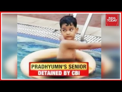 11th Standard Student Charged With Pradyuman's Murder