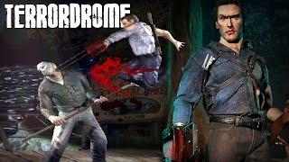 Terrordrome - Best Horror Fighting Game! (Ash Story Mode)
