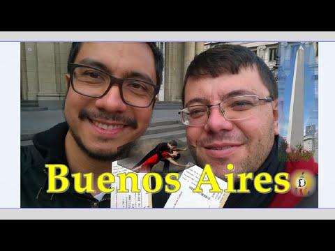Buenos Aires, Argentina - II - Especial Arte e Cultura - Turismo - Digitalismo