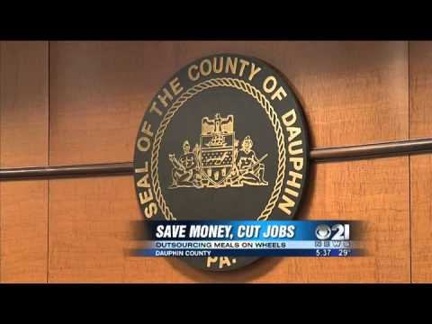 Dauphin County saves money but cuts jobs