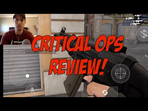 Critical Ops - App Review