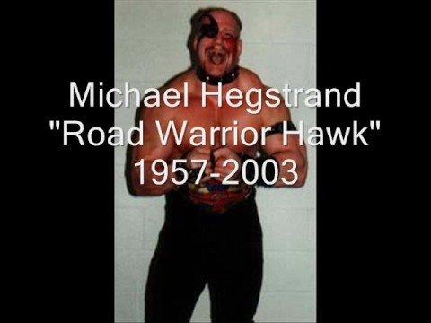 Tribute to fallen wrestlers