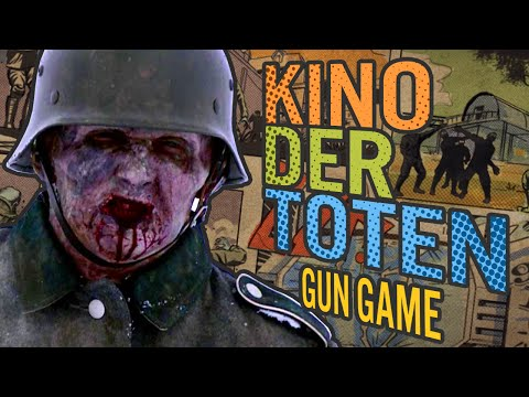 KINO DER TOTEN - GUN GAME ★ Call of Duty Zombies Mod (Zombie Games)