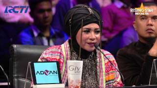 Komentar Expert Untuk Indah Nevertari - Rising Star Indonesia Great 8 Eps 20