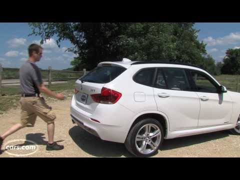 2013 BMW X1 Review
