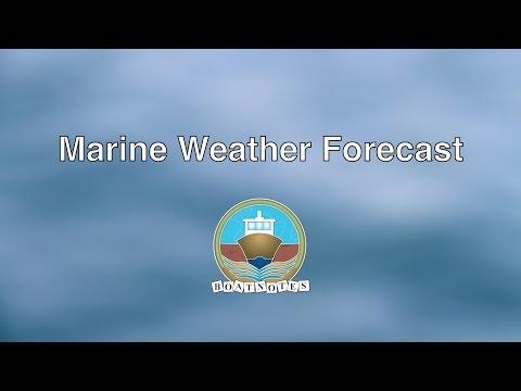 Marine Weather Forecast