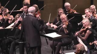 Giovanni Punzi plays Mozart Clarinet Concerto - Live Recording