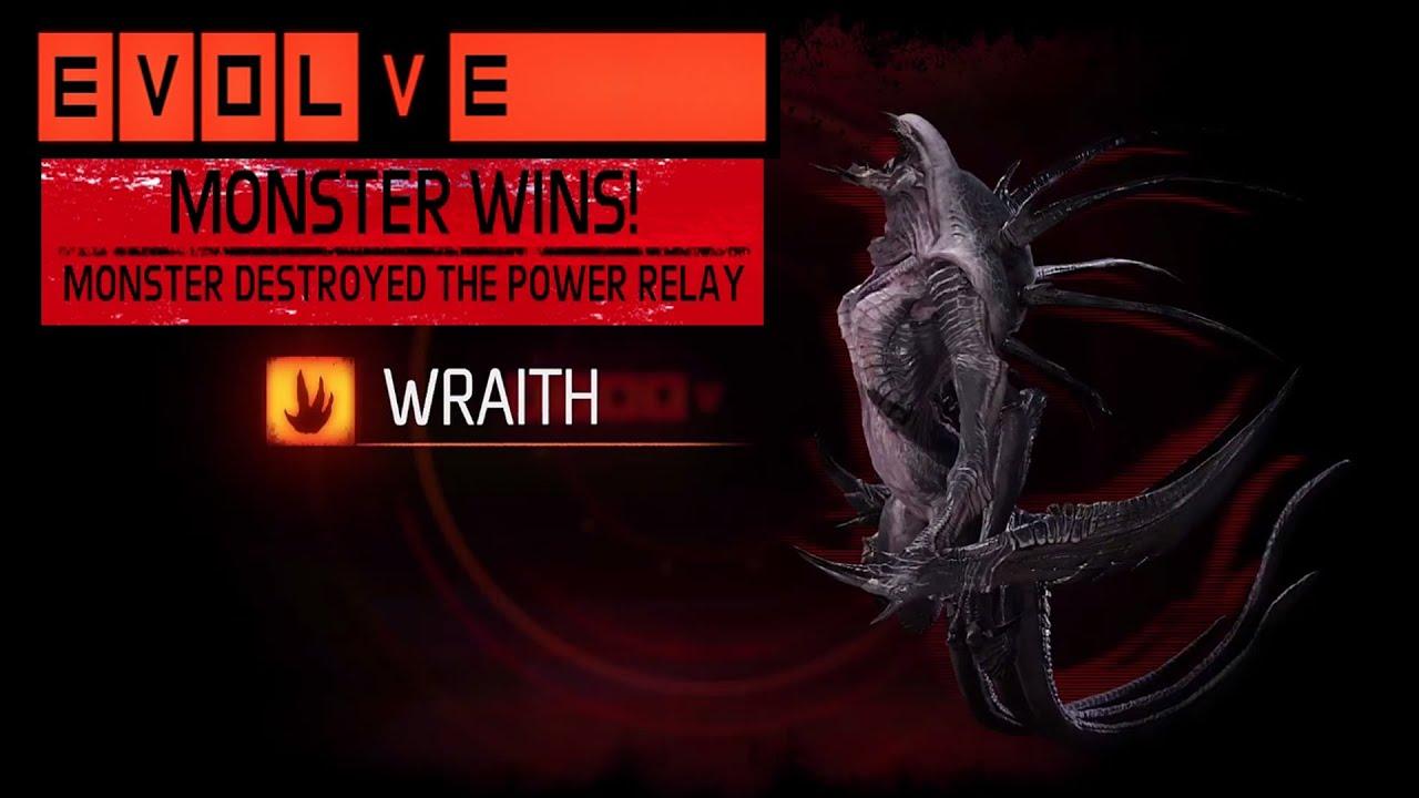 Evolve Wraith Destroyed The Power Relay YouTube - Power Relay Evolve