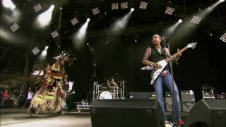 Jimi Hendrix Classic Voodoo Chile ROCKED by Micki Free at Hyde Park London
