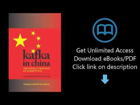 Kafka in China: The People's Republic of Corruption