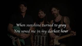 The Winery Dogs-You saved me(lyric)