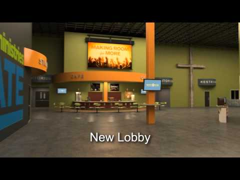 West Side Community Church - 3D Animation for Capital Campaign