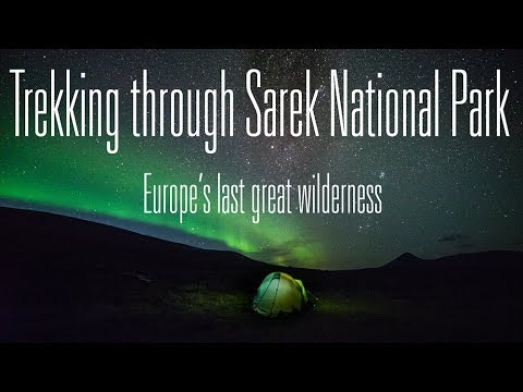 Sarek, Europe's Last Great Wilderness
