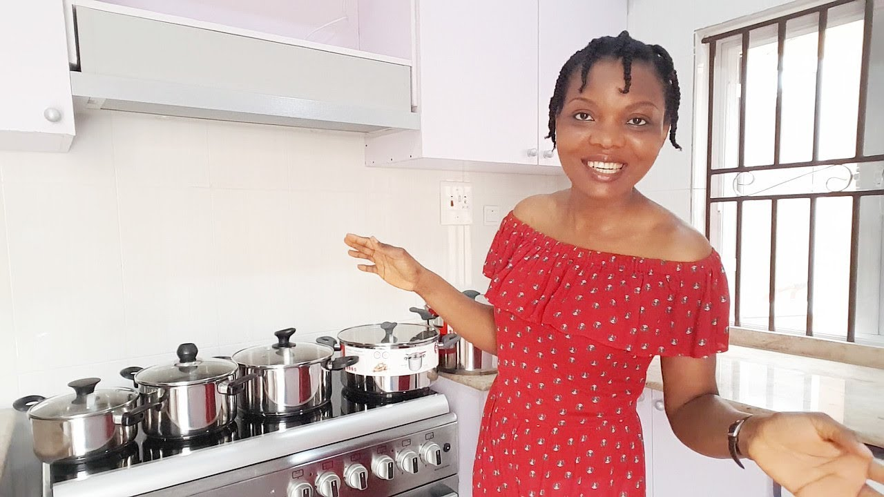 My Cookware Set: Best Pots for Nigerian Cooking, How I take Care of ...